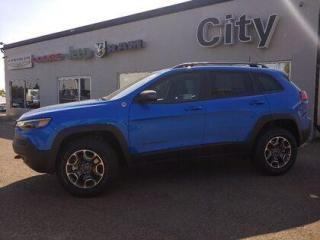 New 2020 Jeep Cherokee Trailhawk 4X4 for sale in Medicine Hat, AB