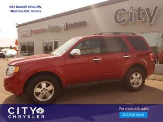Used 2011 Ford Escape XLT for sale in Medicine Hat, AB