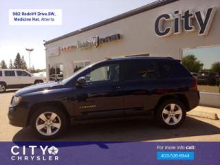 Used 2014 Jeep Compass NORTH for sale in Medicine Hat, AB