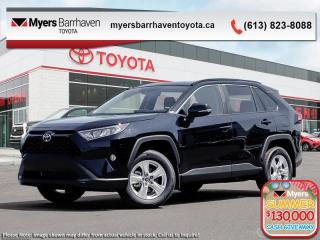 New 2020 Toyota RAV4 XLE  - Sunroof - $221 B/W for sale in Ottawa, ON
