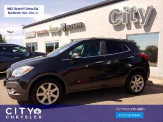 Used 2014 Buick Encore Leather for sale in Medicine Hat, AB