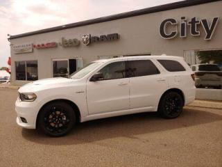 New 2020 Dodge Durango R/T AWD | Roof | Nappa Leather | DVD | Harman |Tow for sale in Medicine Hat, AB