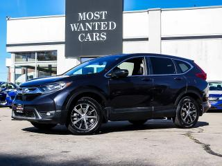 Used 2019 Honda CR-V EX-L|LEATHER|ROOF|XENON|LKA|ACC|REMOTE START|POWER TAILGATE for sale in Kitchener, ON