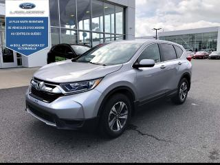 Used 2019 Honda CR-V LX AWD 10000KM for sale in Victoriaville, QC