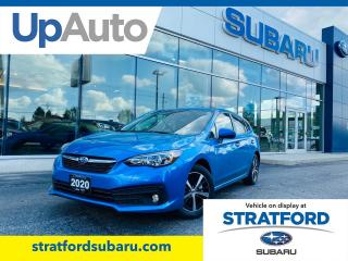 New 2020 Subaru Impreza Touring for sale in Stratford, ON