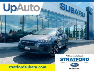 New 2020 Subaru XV Crosstrek Convenience for sale in Stratford, ON