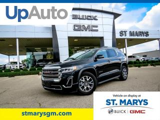 New 2020 GMC Acadia SLE AWD for sale in St. Marys, ON