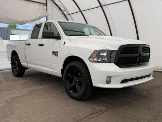 Used 2019 RAM 1500 Classic ST BLACK APPEARANCE GROUP, 20