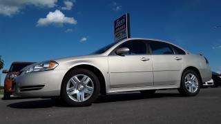 Used 2009 Chevrolet Impala LT for sale in Brandon, MB