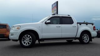 Used 2007 Ford Explorer Sport Trac LIMITED for sale in Brandon, MB
