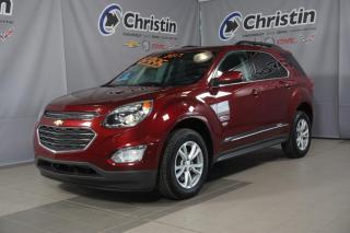 Used 2017 Chevrolet Equinox LT DEM A DISTANCE SIEGE CHAUFFANT HAYON ELECTRIQUE for sale in Montréal, QC