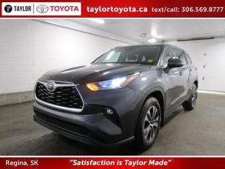 New 2020 Toyota Highlander XLE for sale in Regina, SK