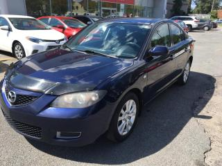 Used 2008 Mazda MAZDA3 GS for sale in Longueuil, QC