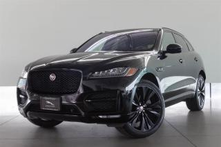 Used 2018 Jaguar F-PACE 35t AWD R-Sport for sale in Langley City, BC