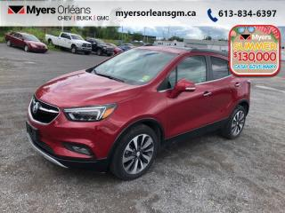 Used 2018 Buick Encore Essence  - Low Mileage for sale in Orleans, ON