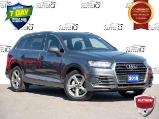 Used 2018 Audi Q7 3.0T Technik Exceptional Value! for sale in St Catharines, ON