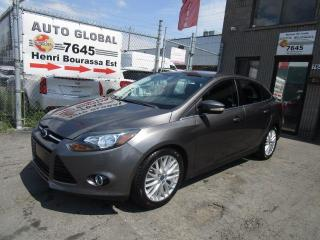 Used 2014 Ford Focus Berline 4 portes Titanium for sale in Montréal, QC