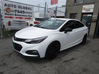 Used 2018 Chevrolet Cruze LT 1.4L 1SD RS Midnight Package for sale in Montréal, QC