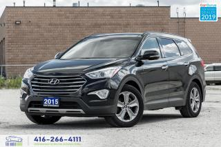 Used 2015 Hyundai Santa Fe XL XL|AWD|One owner|Low kms|Heated seats/Steering| for sale in Bolton, ON