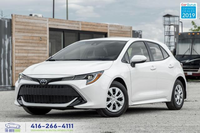 2019 Toyota Corolla SE|Manual|No Accident|Low KMS|