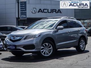 Used 2017 Acura RDX Tech for sale in Burlington, ON