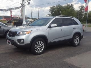 Used 2011 Kia Sorento EX Lux for sale in Welland, ON