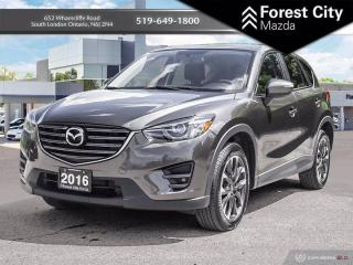 Used 2016 Mazda CX-5 GT for sale in London, ON