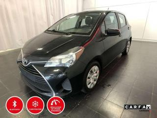 Used 2016 Toyota Yaris LE - Auto for sale in Québec, QC