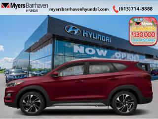 New 2020 Hyundai Tucson Ultimate  - Navigation -  Leather Seats - $231 B/W for sale in Nepean, ON