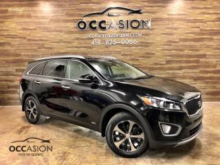 Used 2016 Kia Sorento EX+ 3,3 L 7 places AWD V6 84672KM for sale in Ste-Brigitte-de-Laval, QC