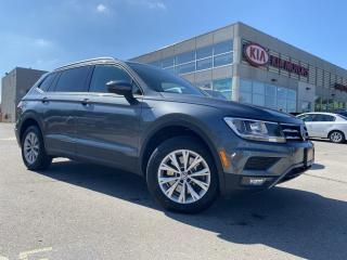 Used 2018 Volkswagen Tiguan Trendline for sale in Hamilton, ON