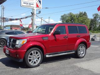 Used 2007 Dodge Nitro SLT for sale in Welland, ON