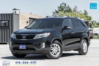 Used 2015 Kia Sorento LX|Heated seats|No Accidents for sale in Bolton, ON
