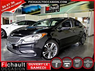 Used 2016 Kia Forte Berline EX AVEC TOIT OUVRANT for sale in Châteauguay, QC