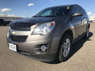 Used 2012 Chevrolet Equinox FWD 4dr 1LT *LOW KMS* *Heated Seats* *Bluetooth* for sale in Brandon, MB