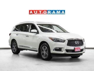 Used 2018 Infiniti QX60 AWD Navigation Leather Sunroof 360 Camera for sale in Toronto, ON
