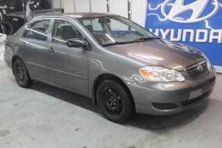 Used 2005 Toyota Corolla 4dr Sdn CE for sale in St-Constant, QC
