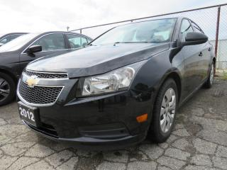 Used 2012 Chevrolet Cruze LT Turbo for sale in St. Thomas, ON