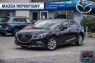 Used 2016 Mazda MAZDA3 4DR SDN MAN GS for sale in Repentigny, QC