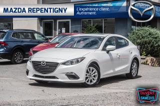 Used 2016 Mazda MAZDA3 4dr Sdn Gs for sale in Repentigny, QC