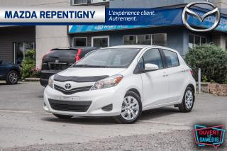 Used 2014 Toyota Yaris LE for sale in Repentigny, QC