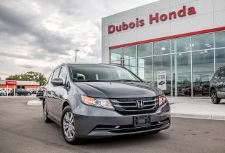 Used 2016 Honda Odyssey EX for sale in Woodstock, ON