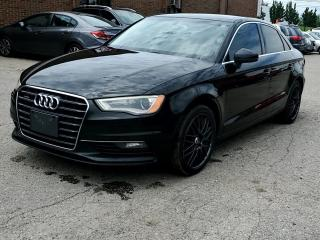 Used 2015 Audi A3 4dr Sdn FrontTrak 1.8T Komfort for sale in Kitchener, ON