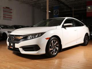 Used 2016 Honda Civic Sedan 4dr CVT EX w/Honda Sensing for sale in Toronto, ON