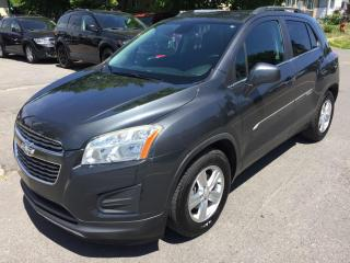 Used 2013 Chevrolet Trax FWD 4DR LT W/1LT for sale in Ottawa, ON