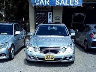 Used 2009 Mercedes-Benz E-Class 4dr Sdn 3.0L 4MATIC for sale in Markham, ON