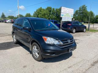 Used 2011 Honda CR-V EX-L for sale in Komoka, ON