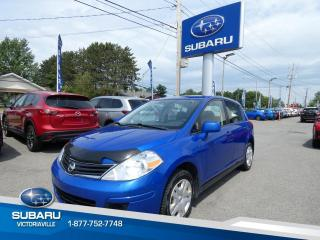 Used 2011 Nissan Versa Hayon 5 portes for sale in Victoriaville, QC