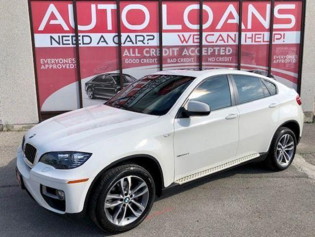 2013 BMW X6 35i-ALL CREDIT ACCEPTED