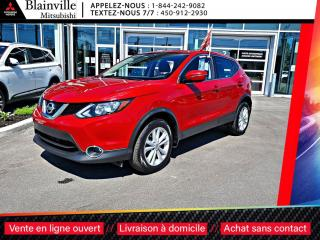 Used 2017 Nissan Qashqai SV TOIT-OUVRANT + VOLANT CHAUFFANTS for sale in Blainville, QC